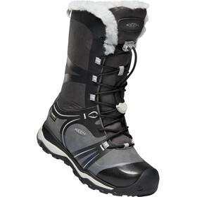 Keen Terradora Winter WP Shoes Youth raven/vapor